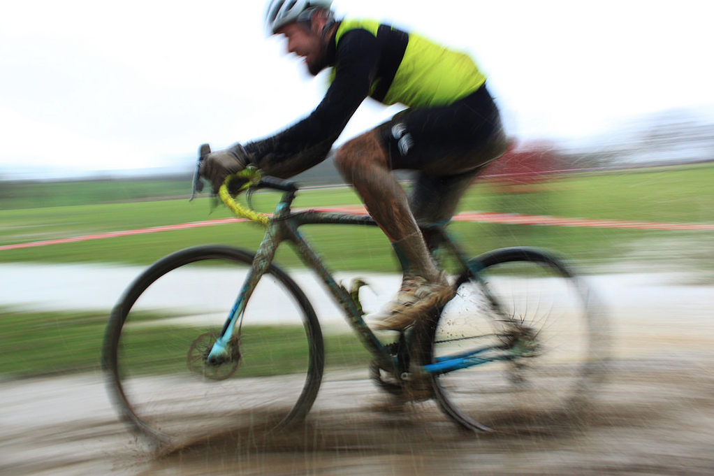 Kris Racing Wivelsden Farm Cyclocross