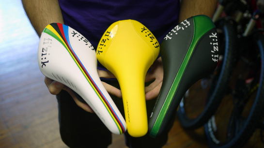 Fizik Arione and Antares Saddles