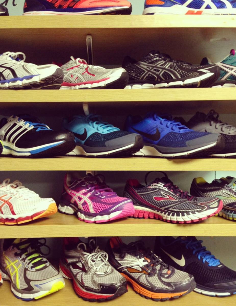 Tri Store Running Shoes