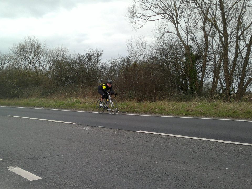 Sam Pevensey Time Trial