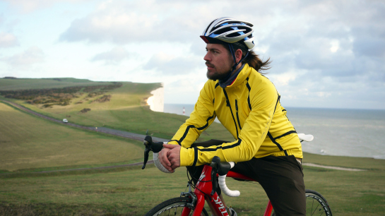 Kris Modelling Mavic Winter Jacket