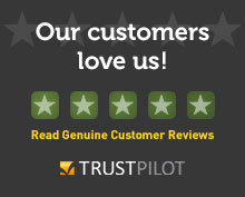 Trust Pilot our customers love us